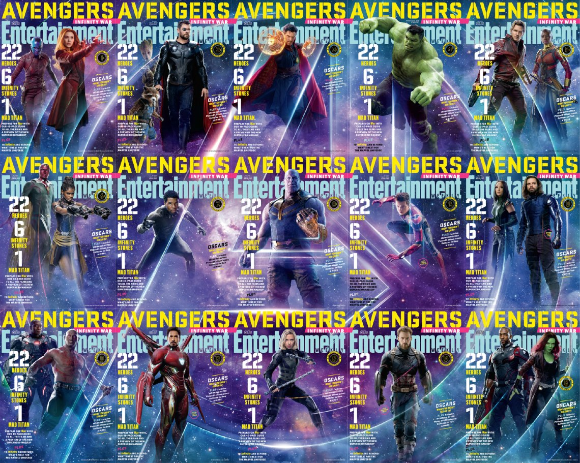 Source : http://ew.com/movies/avengers-infinity-war-15-ew-covers/